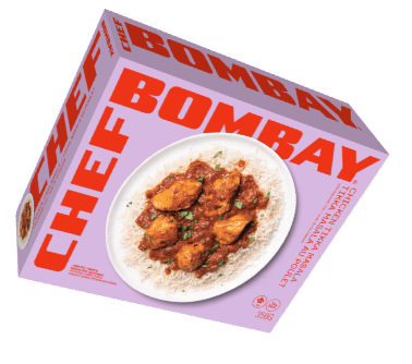 Chicken Tikka Masala product box.